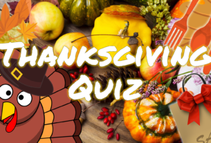 Thanksgiving Quiz