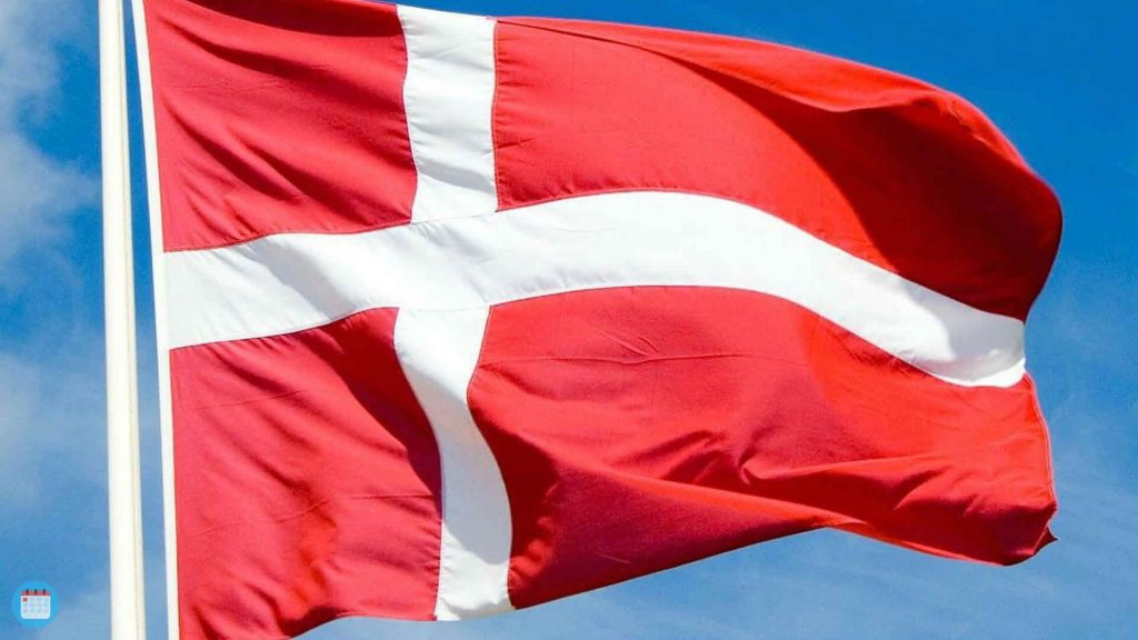 Danish Constitution Day Virtual Background