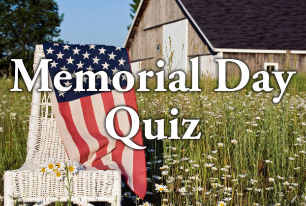 Memirial Day Quiz